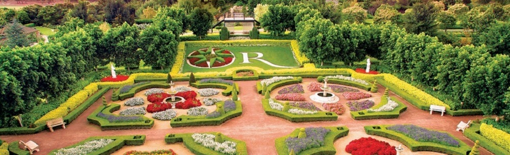 A Fragrant Retreat at the Hunter Valley Gardens