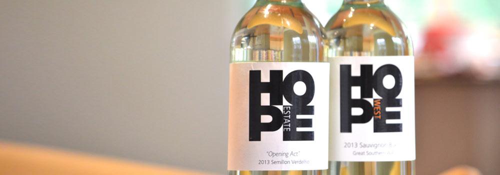 Michael Hope – Hope Wines