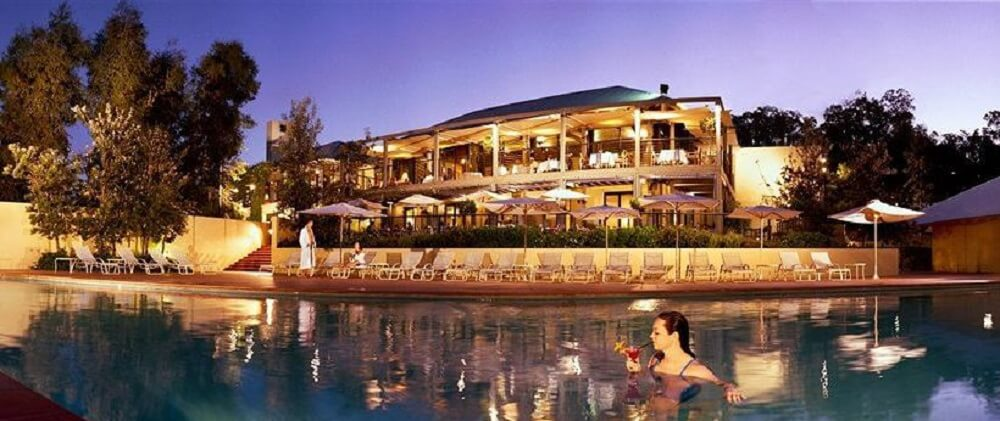 Staying in the Hunter Valley: Cypress Lakes Resort