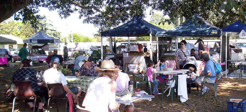 The 5 Best Markets in the Hunter Valley