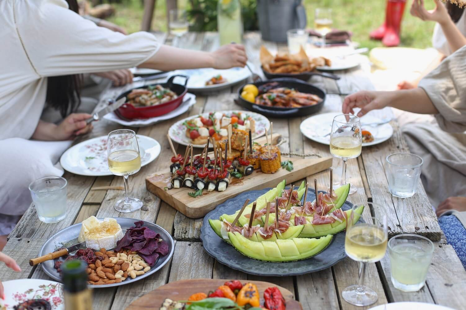 What are the food spots of Hunter Valley?
