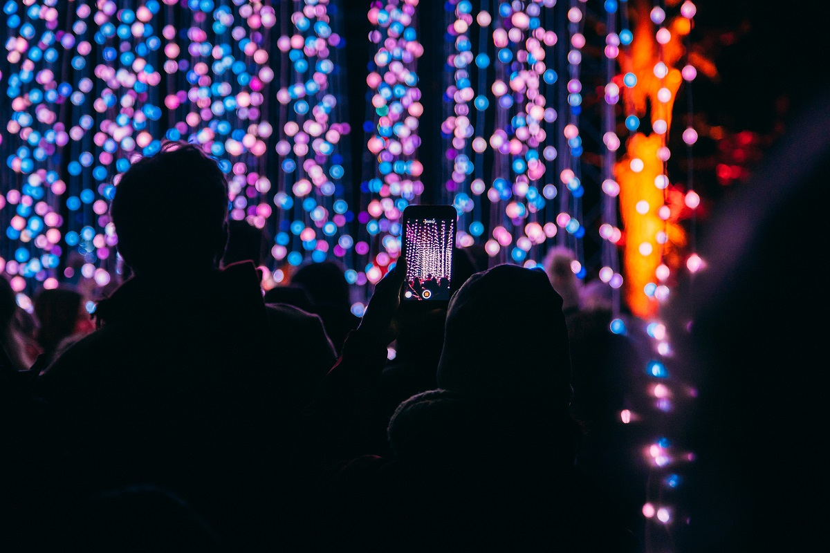 See Hunter Valley's Christmas Lights Spectacular