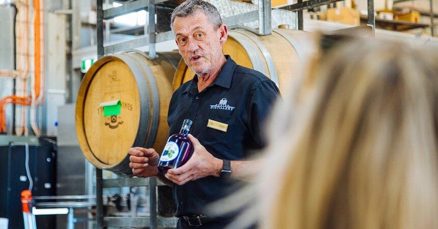 Hunter Valley Wine Tour Spirits Tasting